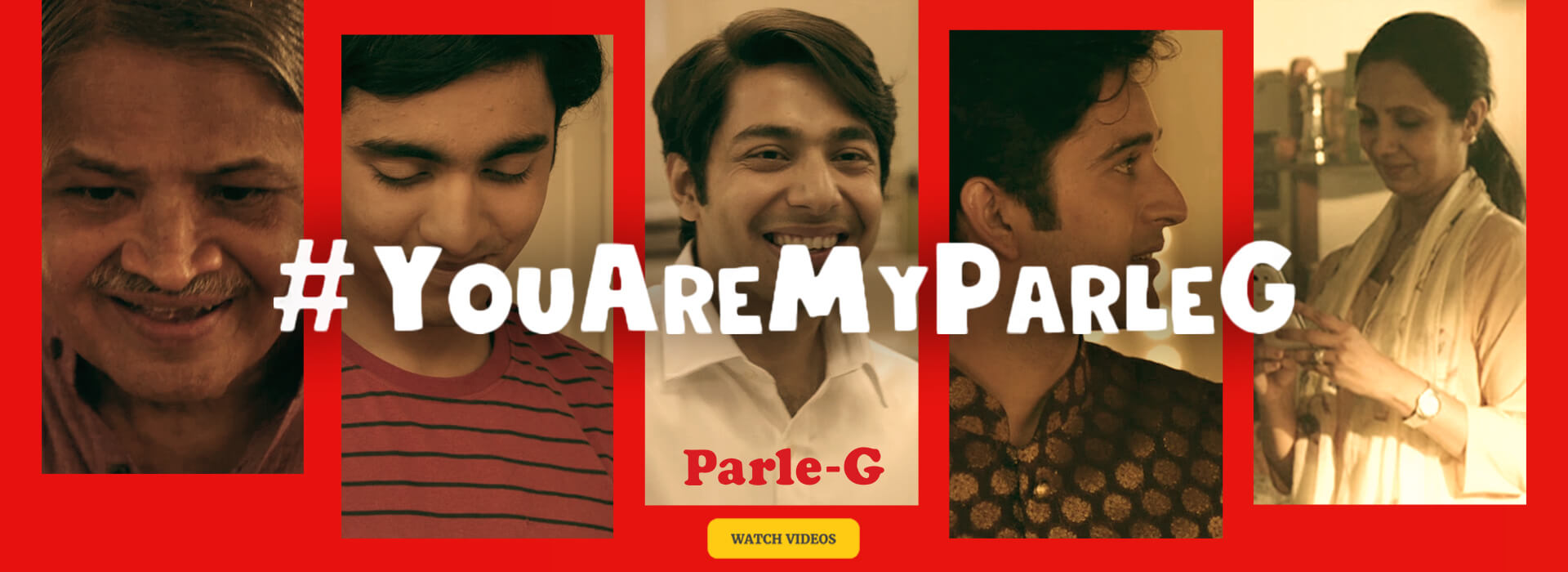 You are my Parle-G